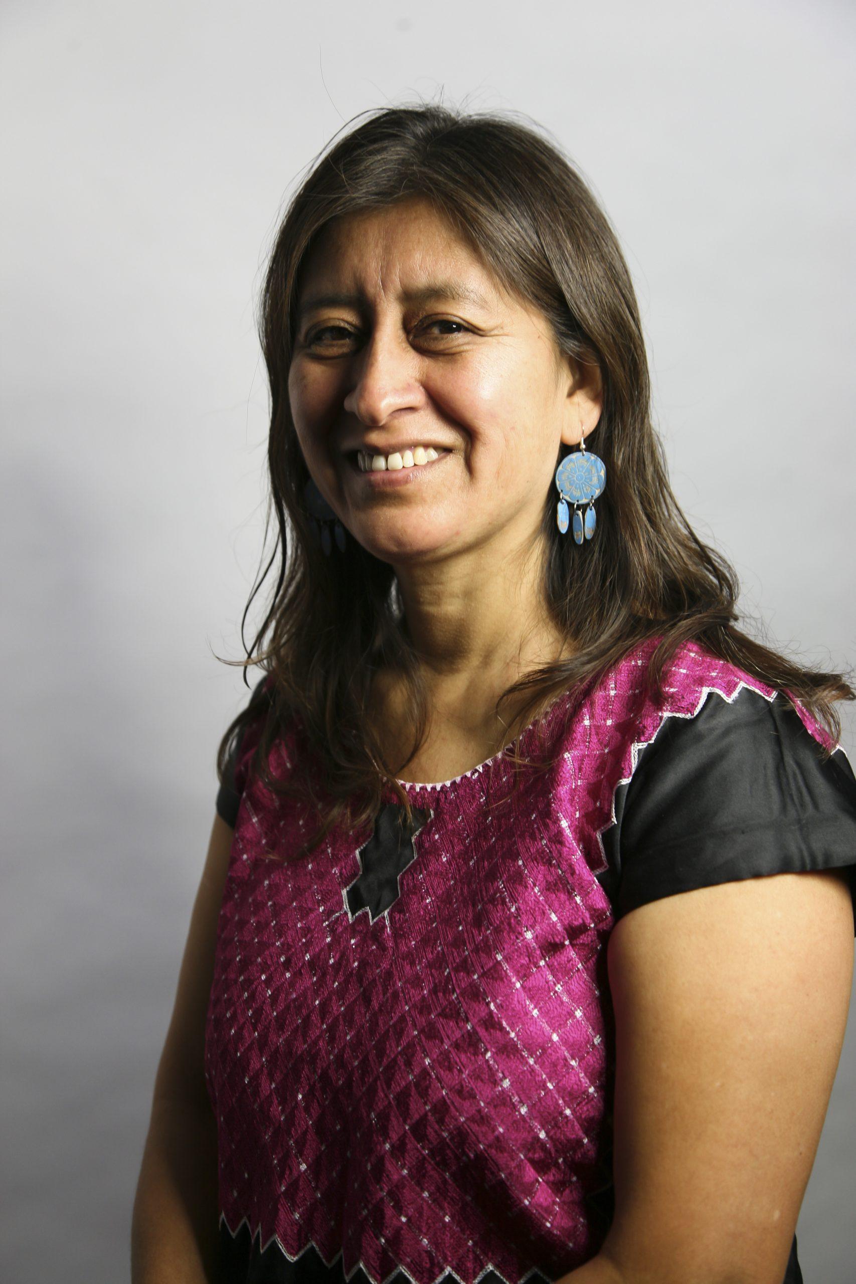 Portrait of Linguist Dr Hilaria Cruz