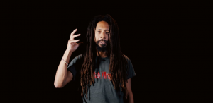 Jah-Mir Early performing his poem To Kill a People