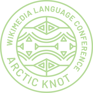 Workshop at Wikimedia's Arctic Knot conference